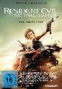 Cover-Bild zu Resident Evil - The Final Chapter von Anderson, Paul W. S.
