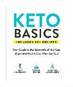 Cover-Bild zu Keto Basics (eBook) von Adams Media