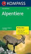 Cover-Bild zu Alpentiere von Jaitner, Christine