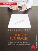 Cover-Bild zu Rhetorik für Frauen von Topf, Cornelia