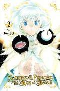 Cover-Bild zu Yu Tomofuji: Sacrificial Princess & the King of Beasts, Vol. 2