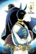 Cover-Bild zu Tomofuji, Yu: Sacrificial Princess & the King of Beasts, Vol. 5