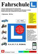 Cover-Bild zu Fahrschule L 2020/2021 Theorie-Testprogramm 24. CD-ROM
