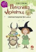 Cover-Bild zu Petronella Apfelmus - Überraschungsfest für Lucius von Büchner, Sabine (Illustr.)