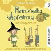 Cover-Bild zu Petronella Apfelmus - Die Hörspielreihe von Städing, Sabine