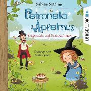 Cover-Bild zu Zaubertricks und Maulwurfshügel - Petronella Apfelmus, (Gekürzt) (Audio Download) von Städing, Sabine
