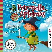 Cover-Bild zu Petronella Apfelmus, Teil 1: Der Oberhexenbesen, Papa ist geschrumpft, Verwichtelte Freundschaft (Audio Download) von Neudert, Cornelia