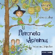Cover-Bild zu Petronella Apfelmus - Verhext und festgeklebt (Audio Download) von Städing, Sabine