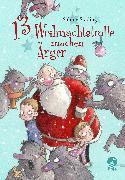 Cover-Bild zu 13 Weihnachtstrolle machen Ärger von Städing, Sabine