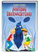 Cover-Bild zu Achtung, Übernachtung! Das Geheimnis um das blaue Gespenst von Städing, Sabine