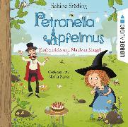 Cover-Bild zu Petronella Apfelmus - Zaubertricks und Maulwurfshügel von Städing, Sabine