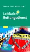 Cover-Bild zu Leitfaden Rettungsdienst (eBook) von Flake, Frank (Hrsg.)