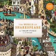 Cover-Bild zu The World of Shakespeare von Simpson, Adam