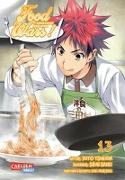 Cover-Bild zu Tsukuda, Yuto: Food Wars - Shokugeki No Soma 13