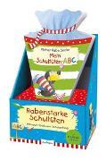 Cover-Bild zu Der kleine Rabe Socke: Mein Schultüten-ABC von Rudolph, Annet (Illustr.)