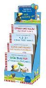 Cover-Bild zu Der kleine Rabe Socke: Erste Pappebücher zu Zahlen, Farben, Größen und Formen von Moost, Nele