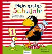 Cover-Bild zu Der kleine Rabe Socke: Mein erstes Schuljahr von Rudolph, Annet (Illustr.)