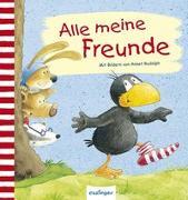 Cover-Bild zu Der kleine Rabe Socke: Alle meine Freunde von Rudolph, Annet (Illustr.)