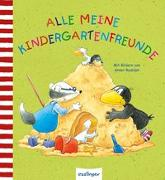 Cover-Bild zu Der kleine Rabe Socke: Alle meine Kindergartenfreunde von Rudolph, Annet (Illustr.)