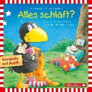 Cover-Bild zu Alles schläft? (Alles ohne Ende!, Alles Monster!, Alles verbummelt!, Alles besser!) (Audio Download) von Rudolph, Annet