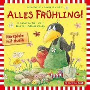 Cover-Bild zu Alles Frühling!: Alles Freunde!, Alles wächst!, Alles gefärbt! (Audio Download) von Rudolph, Annet