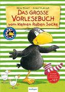 Cover-Bild zu Der kleine Rabe Socke: Das große Vorlesebuch vom kleinen Raben Socke von Moost, Nele