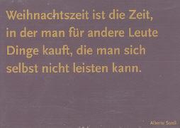 Cover-Bild zu Zitate-Postkarten. 800-32