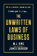 Cover-Bild zu The Unwritten Laws of Business (eBook) von Skakoon, James