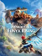 Cover-Bild zu Ubisoft: The Art of Immortals: Fenyx Rising