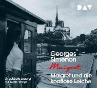 Cover-Bild zu Maigret und die kopflose Leiche von Simenon, Georges