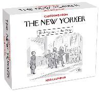 Cover-Bild zu Cartoons from The New Yorker 2021 Day-to-Day Calendar von Conde Nast