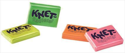 Cover-Bild zu Knet-Radierer