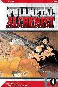 Cover-Bild zu Arakawa, Hiromu: Fullmetal Alchemist, Vol. 4