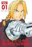 Cover-Bild zu Arakawa, Hiromu: Fullmetal Alchemist: Fullmetal Edition, Vol. 1