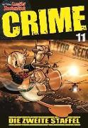 Cover-Bild zu Lustiges Taschenbuch Crime 11 von Disney