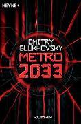 Cover-Bild zu Glukhovsky, Dmitry: Metro 2033