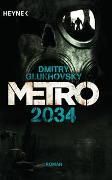 Cover-Bild zu Glukhovsky, Dmitry: Metro 2034