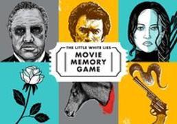 Cover-Bild zu The Little White Lies Movie Memory Game von Little White Lies (Geschaffen)