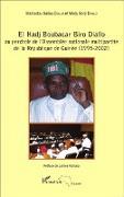 Cover-Bild zu El Hadj Boubacar Biro Diallo au perchoir de l'Assemblee nationale multipartite de la Republique de G (eBook) von Mamadou Saliou Diallo