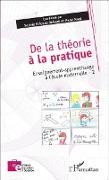 Cover-Bild zu De la theorie a la pratique (eBook)