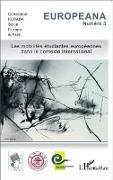 Cover-Bild zu Les mobilites etudiantes europeennes dans le contexte international (eBook) von Collectif