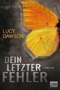 Cover-Bild zu Dein letzter Fehler von Dawson, Lucy