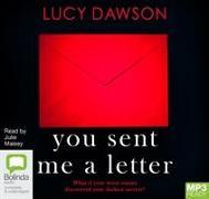 Cover-Bild zu You Sent Me A Letter von Dawson, Lucy