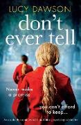 Cover-Bild zu Don't Ever Tell von Dawson, Lucy