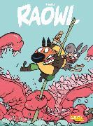 Cover-Bild zu Tébo: Raowl 2: Raowl, Band 2