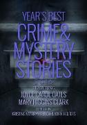 Cover-Bild zu The Year's Best Crime and Mystery Stories 2016 (eBook) von Oates, Joyce Carol