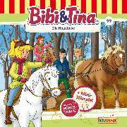 Cover-Bild zu Bibi & Tina - Folge 99: Die Holzdiebe (Audio Download) von Bornstädt, Matthias von