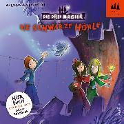 Cover-Bild zu Die Drei Magier Hörbuch - Die schwarze Höhle (Audio Download) von Bornstädt, Matthias