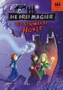 Cover-Bild zu Die drei Magier - Die schwärze Höhle (eBook) von Bornstädt, Matthias von