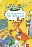 Cover-Bild zu Zoo der Zaubertiere: Ein Känguru im Klassenzimmer, 1./2. Klasse von Bornstädt, Matthias von